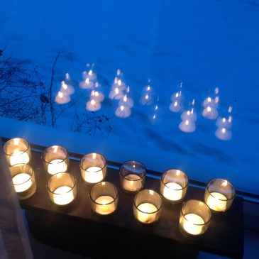 Candle Burning Instruction