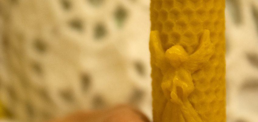 What our customers tell us about our beeswax candles