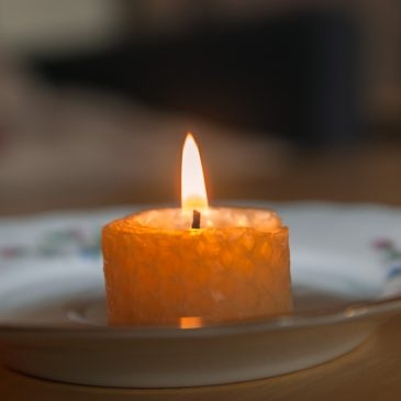 Testing The Burning Time of a BeesWax Honeycomb Tealight Candle