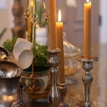Candle display Ideas for Home Decoration