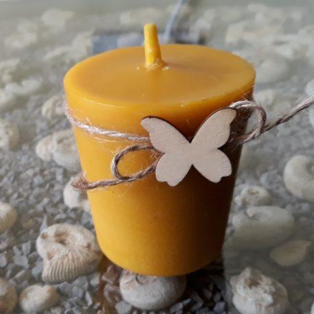 beeswax candle Dublin